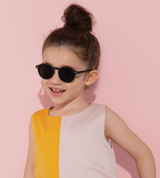 Izipizi Sun Kids Collection D | Black