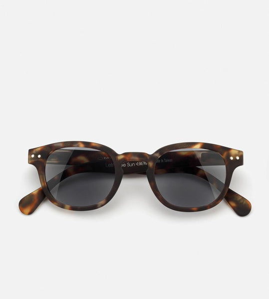 Izipizi Reading Sunglasses | # C | Tortoise