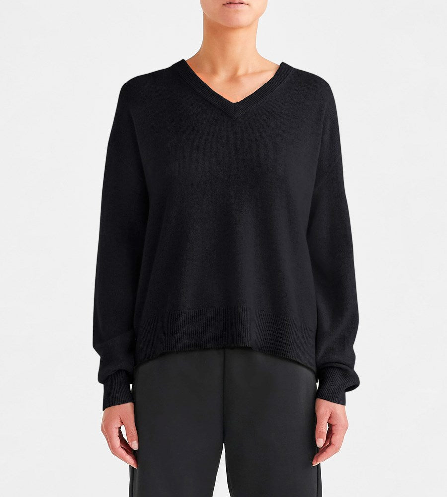 Jac+Jack | Ledo Sweater | Black