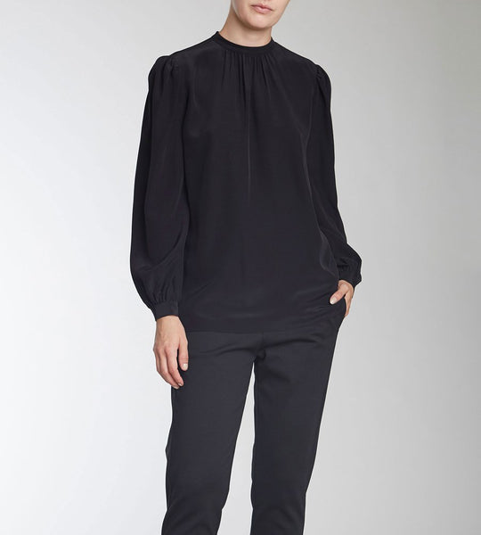 Jac+Jack | Clement Blouse | Black