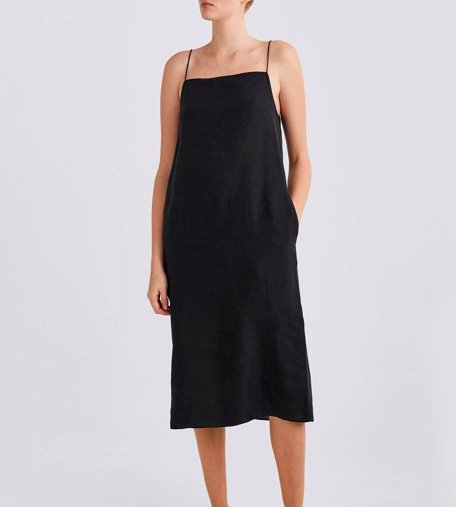Jac+Jack | Deja Dress | Black