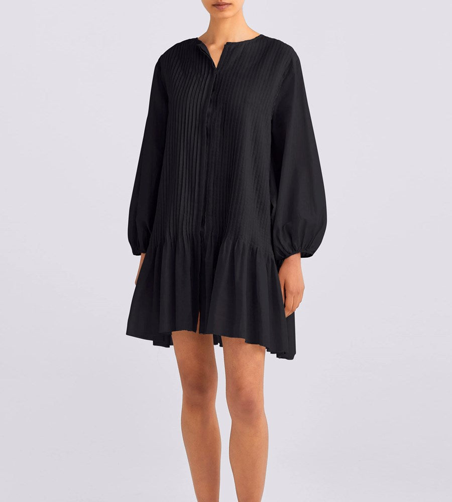 Jac+Jack | Leila Dress | Black