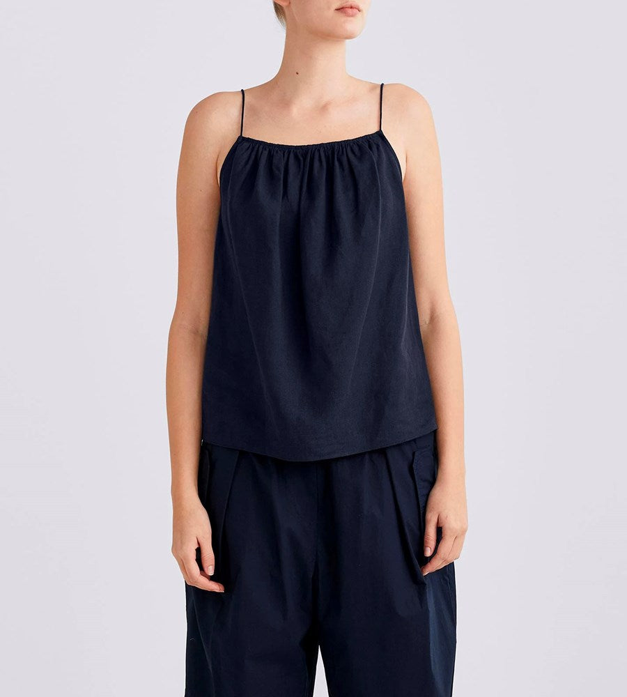 Jac+Jack | Lori Top | Darkest Navy