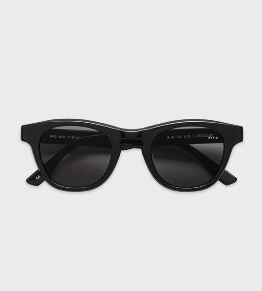 James Ay | Como Sunglasses | Black