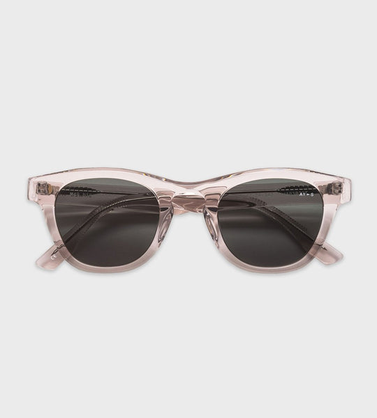 James Ay | Como Sunglasses | Clear