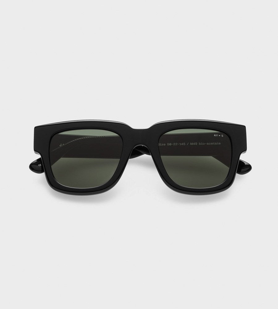 James Ay | Dandy Sunglasses | Black