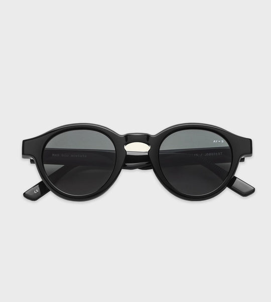 James Ay | Soho Sunglasses | Black