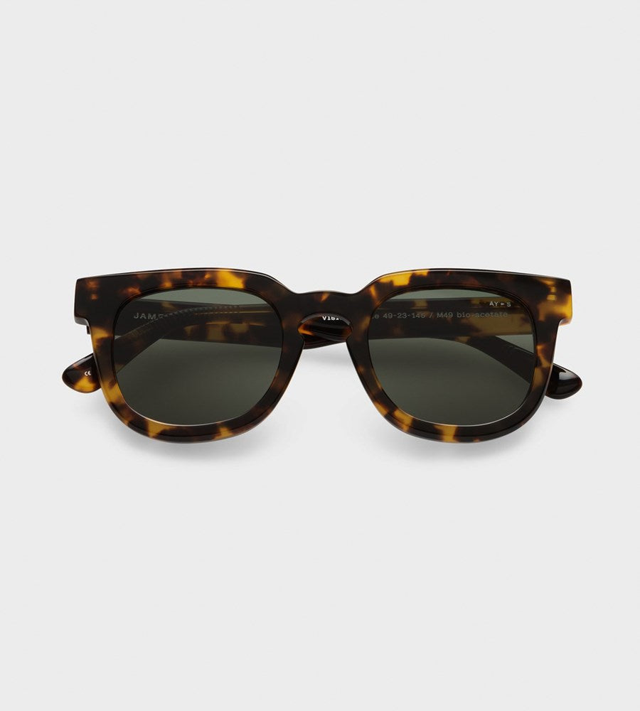 James Ay | Vision Sunglasses | Havana