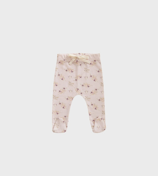 Jamie Kay | Footed Pant | Sweet Pea Floral