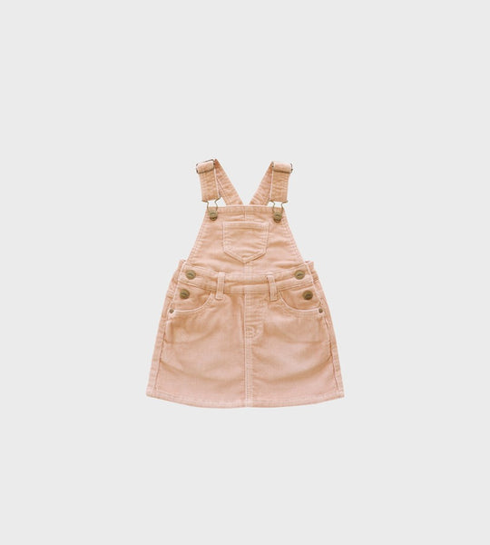 Jamie Kay | Cord Chloe Overall Dress | Angel