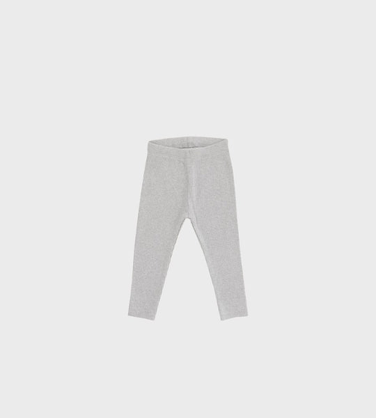 Jamie Kay | Organic Essential Leggings | Grey Marle