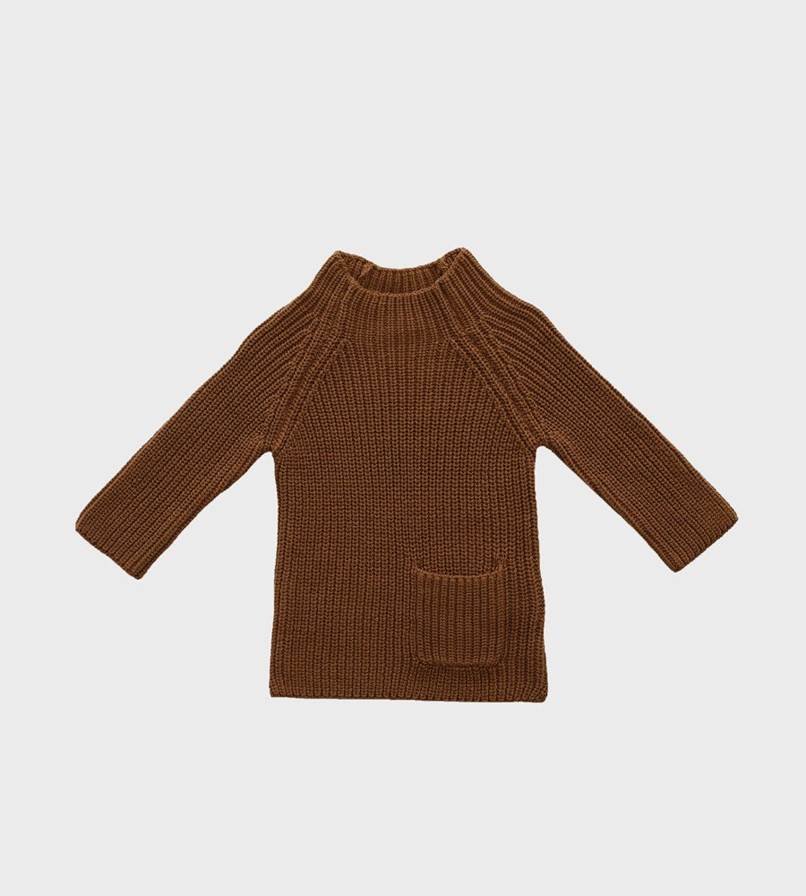 Jamie Kay | Riley Knit | Bronze