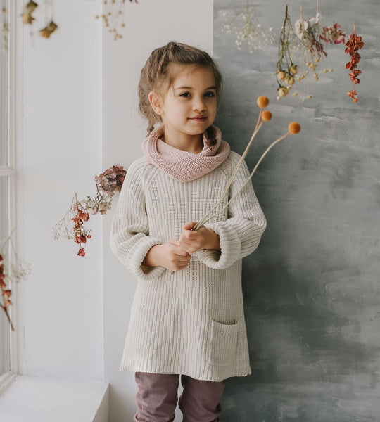 Jamie Kay | Riley Knit | Oatmeal