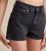 Jeanerica | Women's 5-Pocket Shorts | Black 2 Weeks