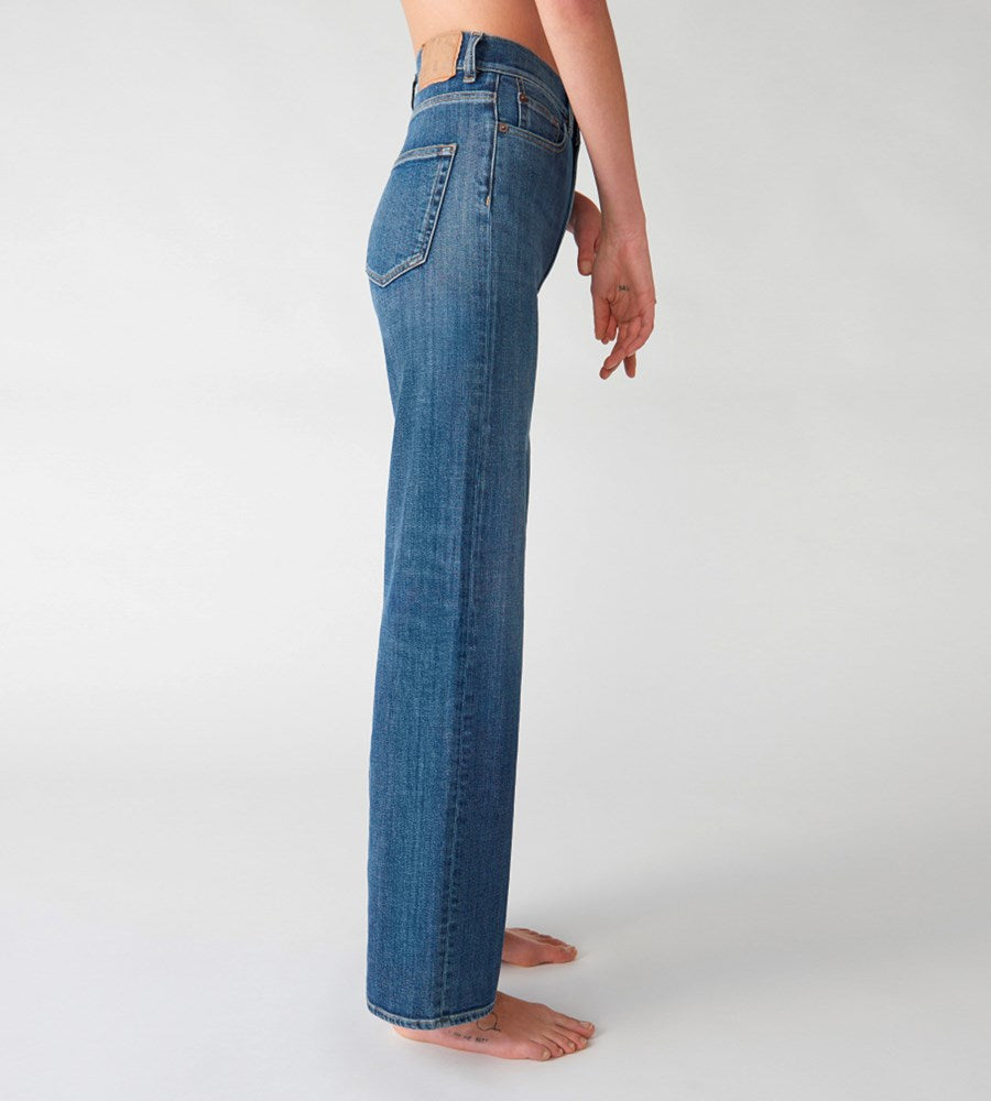 Jeanerica | Women's Pyramid 5-Pocket Jeans | Mid Vintage
