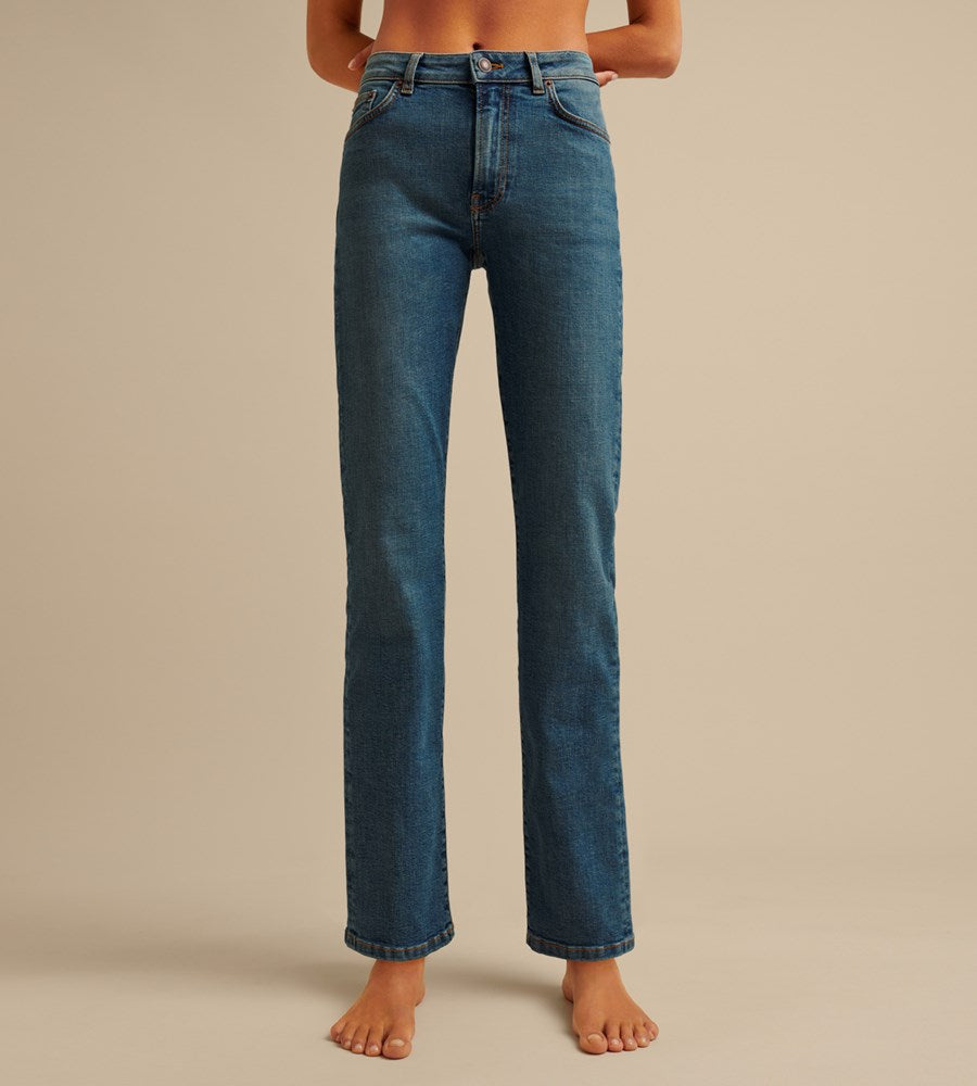 Jeanerica | Women's Midtown 5-Pocket Jeans | Mid Vintage