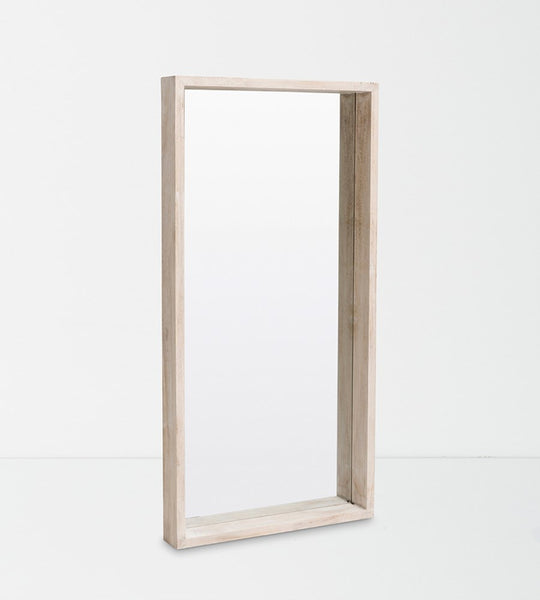 Papaya Jenson Rectangular Mirror