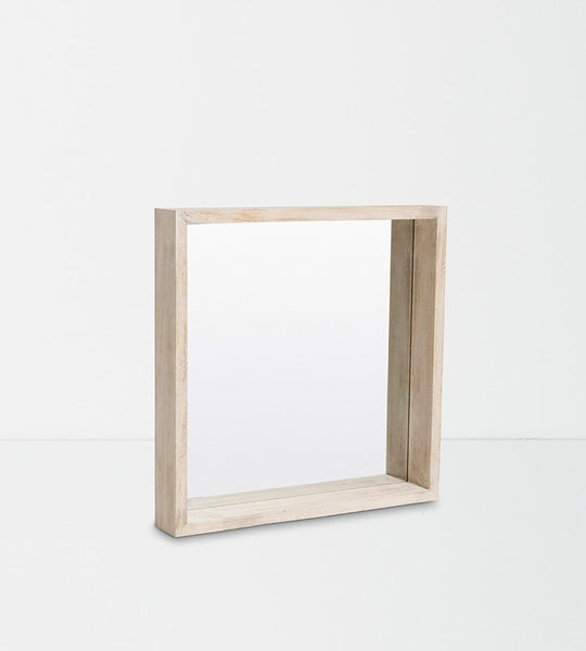 Papaya Jenson Square Mirror