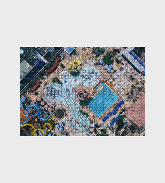 Journey of Something | Waterpark Puzzle | 1000 Piece