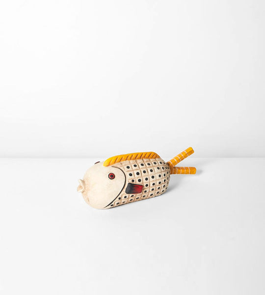 Kala Ceramic Fish | White