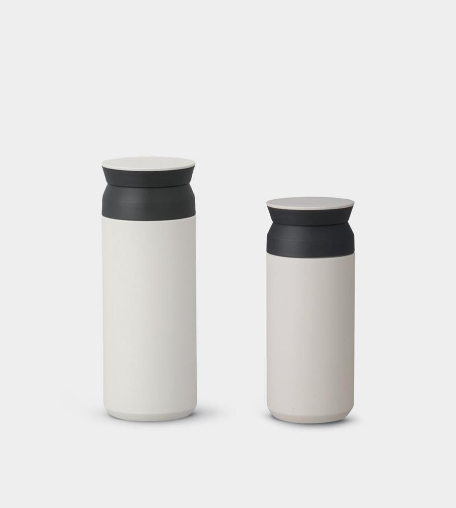 Kinto | Travel Tumbler | White