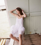 La Tribe | Alia Dress | White
