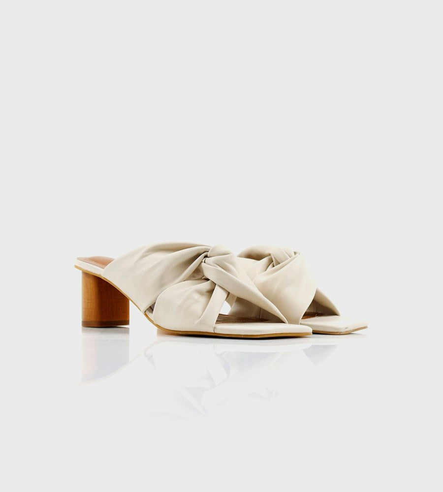 La Tribe | Twist Mule | Bone