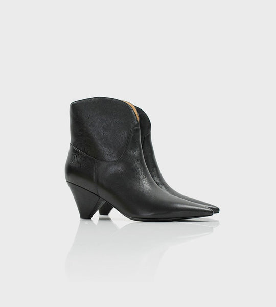 La Tribe | Beth Mid Boot | Black