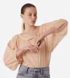 La Tribe | Gia Blouse | Salmon
