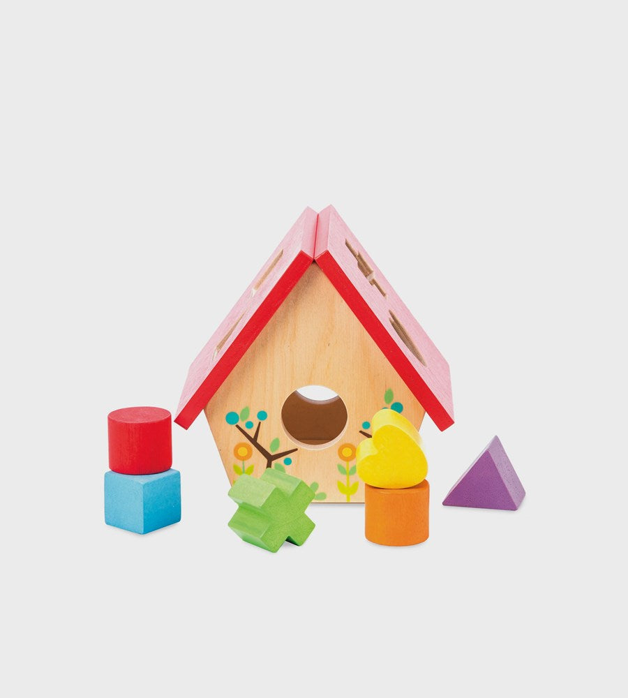 Le Toy Van | Little Bird House | Shape Sorter