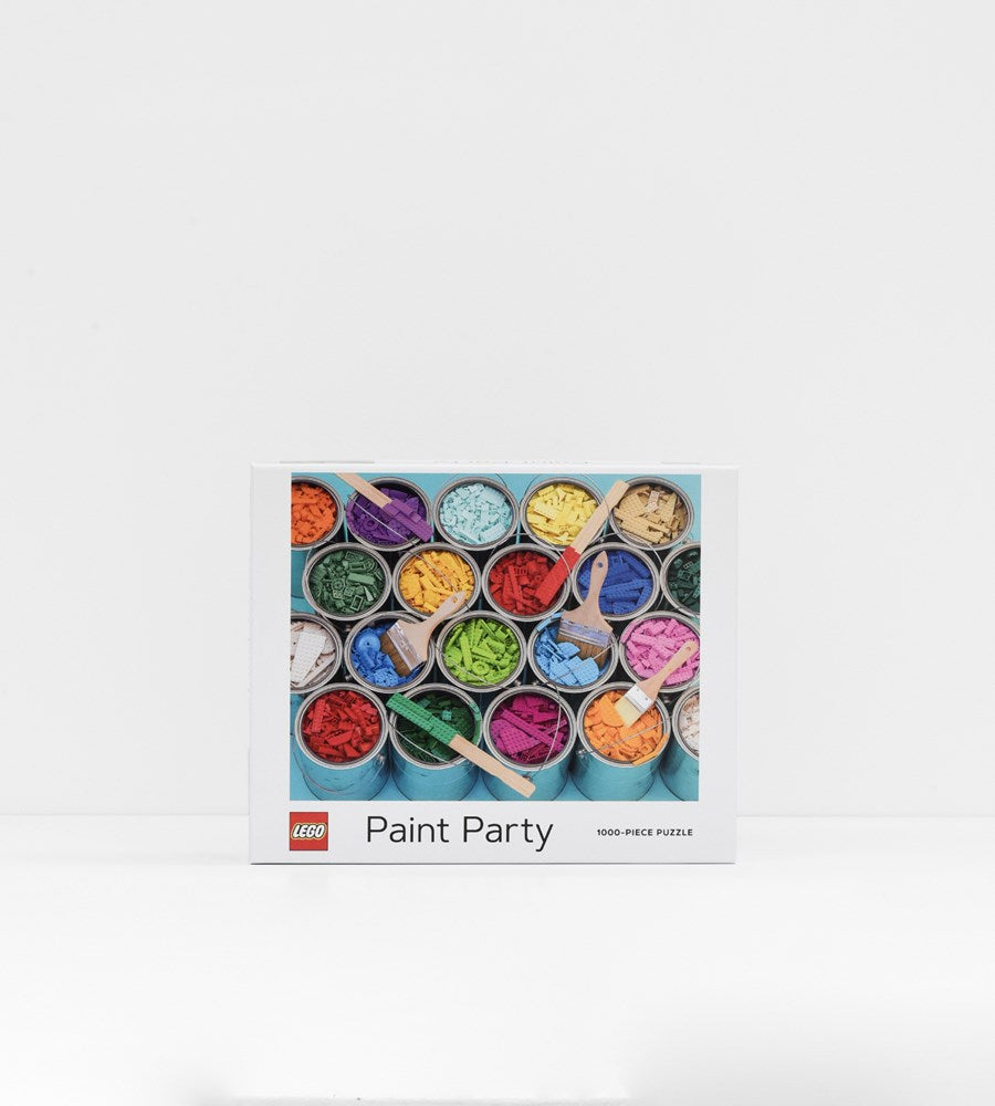 Lego | Paint Party Puzzle | 1000 pieces