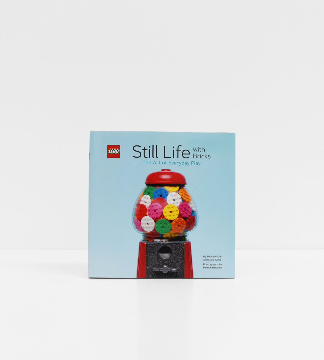 Lego | Still Life with Bricks | The Art of Everyday Play | by Lydia Ortiz and Michelle Clair