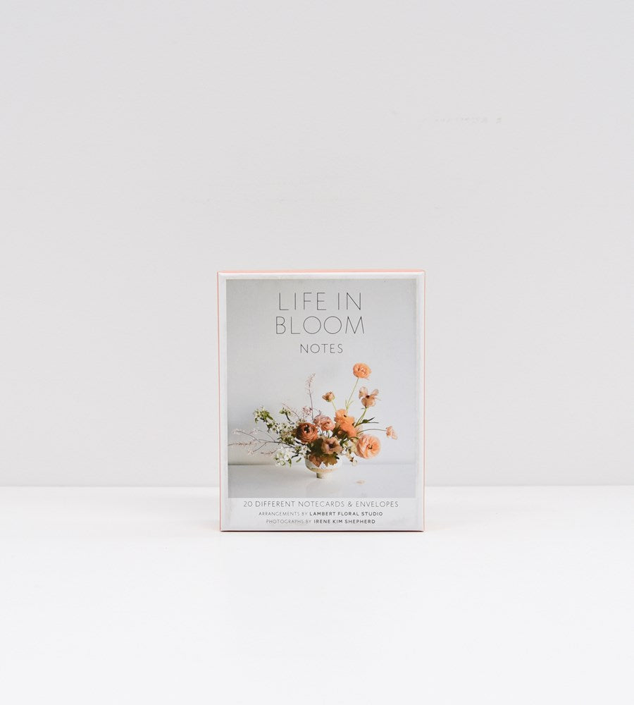 Life in Bloom | Notecards