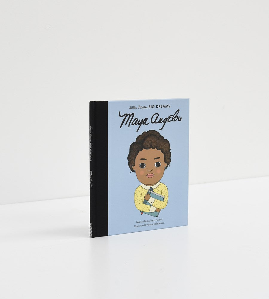 Little People, Big Dreams | Maya Angelou