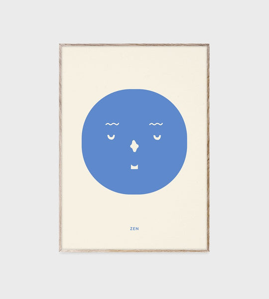 Mado | Feelings | Zen | Framed Print | 50 x 70 cm