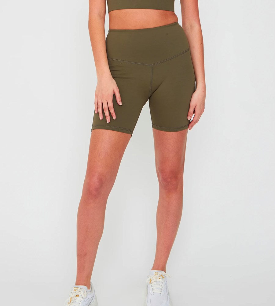 Marlow | Vapour Hot Short | Olive