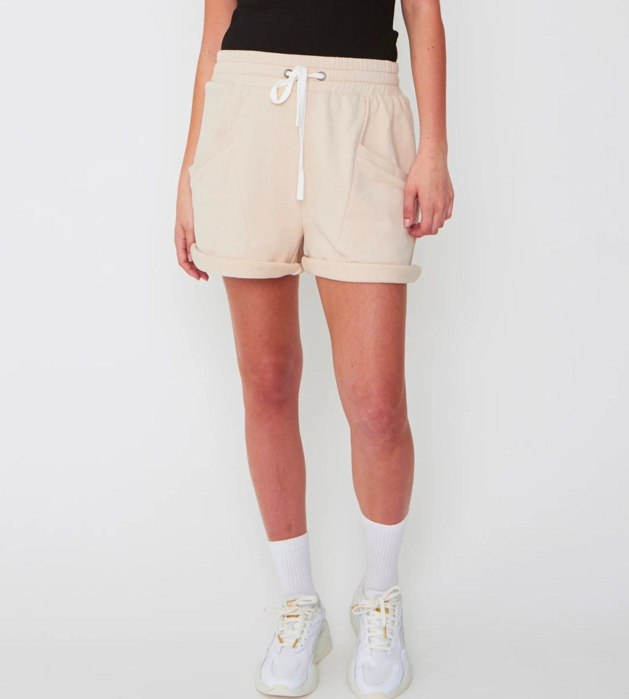 Marlow | Riveria Short | Oatmeal