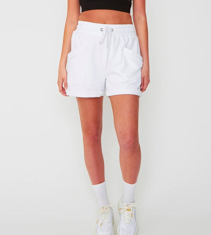Marlow | Riveria Short | White