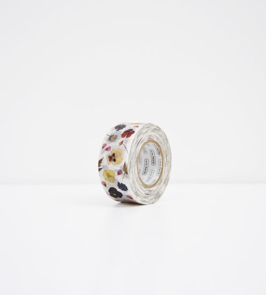 Masking Tape MT | Packing Tape | Pressed Flower