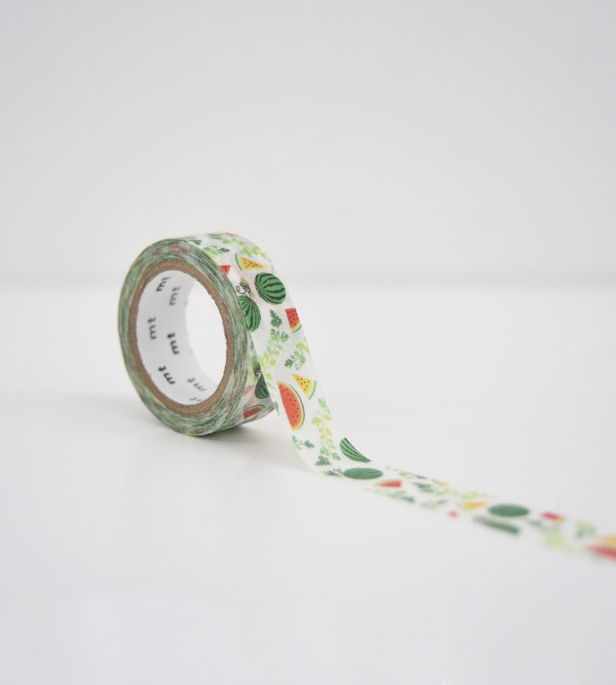 Masking Tape MT | Washi Tape | Watermelon