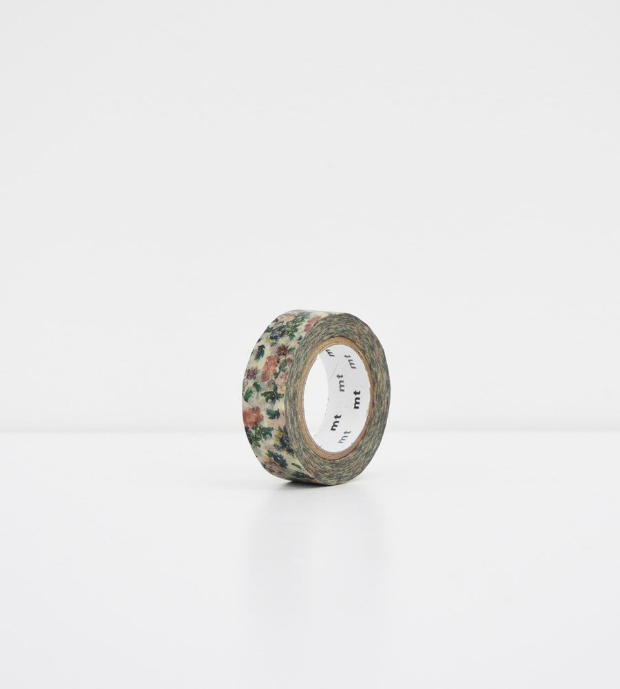Masking Tape MT | Washi Tape | Mini Botanical Art