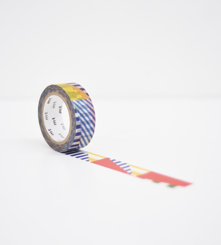Masking Tape MT | Washi Tape | Papier Tigre 'Le Nautique'