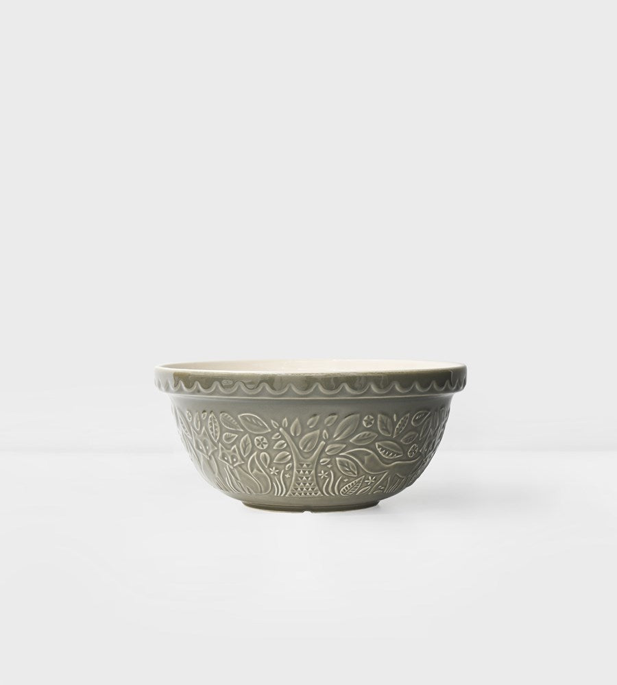 Mason Cash | Forest Mixing Bowl | Fox Grey