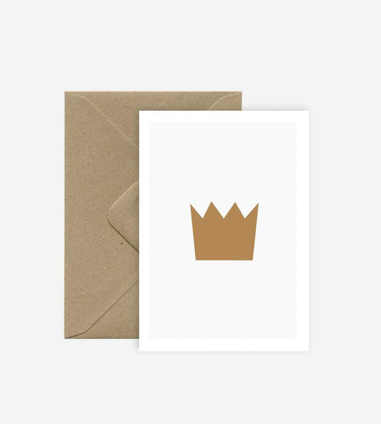 Michoucas Design | Couronne Card