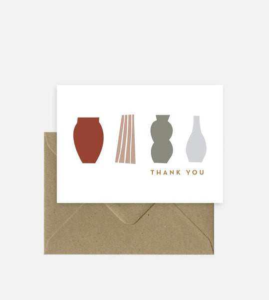 Michoucas Design | Ceramics Card