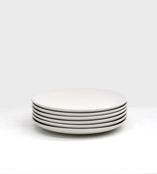 Milano Dinner Plate | Winter White