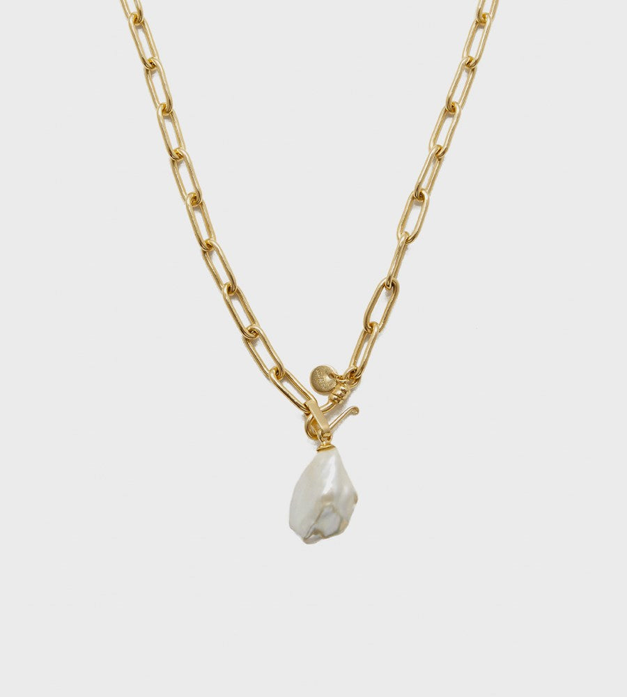 Mimi Et Toi | Penelope Necklace | Gold