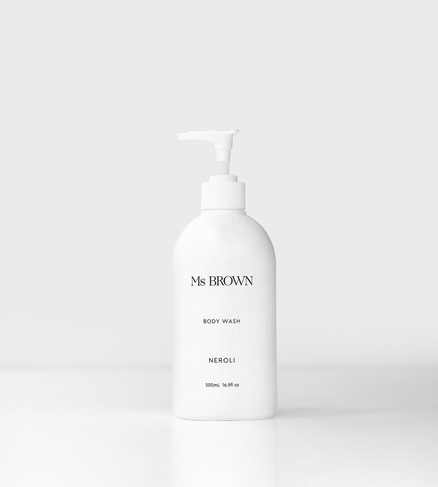 Ms Brown | Body Wash 500ml | Neroli