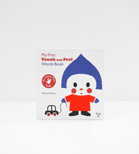 My First Touch & Feel Words Book