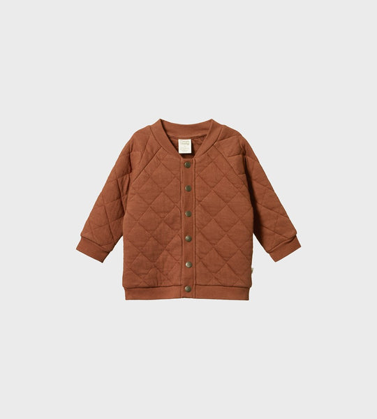 Nature Baby | Barber Jacket | Clay